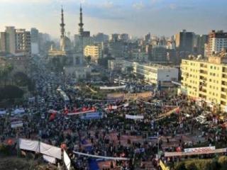 В Египте пройдет массовая акция в защиту демократии