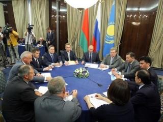 Путь к Евразийскому союзу…