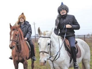 Хамитов: Как конь-тяжеловоз, тащу стотонную телегу проблем