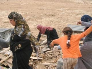 """Израиль """"зачищает"""" Восточный Иерусалим от бедуинов"""