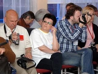 В Петербурге молодые журналисты учатся вести диалог наций