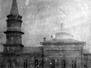 Три рождения Тобольской мечети