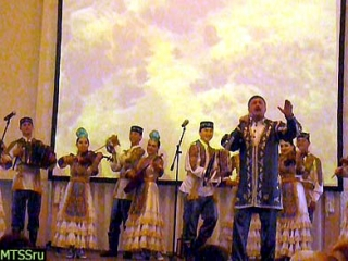 Караоке по-татарски