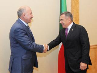 Татарстан развивает партнерство с Алжиром