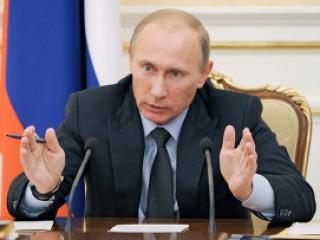 Путин: Во время шторма лодку не раскачивают