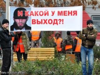 Продолжаются похищения, продолжаются и протесты…