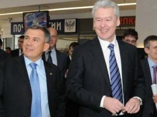 Татарстан и Москву объединил праздник