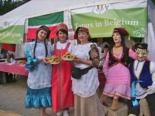 Татары Бельгии сохраняют родную культуру
