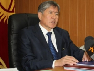 Президент Киргизии присягнёт именем Аллаха