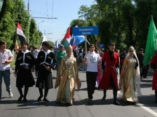 Северный Кавказ: зарубежный субъект Российской Федерации?