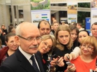 Концерт в Москве стал площадкой для встреч башкортостанцев