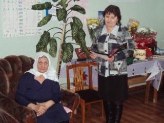 В качканарской мечети прошел День матери