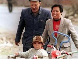 """Китайские власти пересматривают """"политику одного ребёнка"""""""