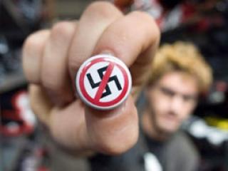 В Берлине прошла антифашистская демонстрация