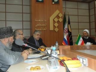 В Куме обсудили сотрудничество России и Ирана