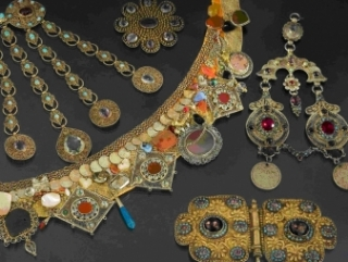 Уникальная коллекция из Татарстана представлена в Москве