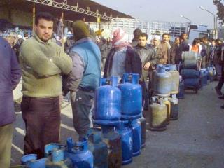 В Сирии начался топливный кризис