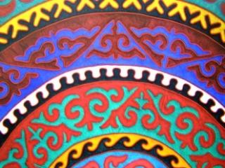 Войлочные ковры номинировал Кыргызстан в ЮНЕСКО