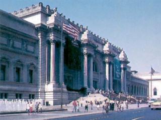 Американский музей пополнился туркменскими украшениями