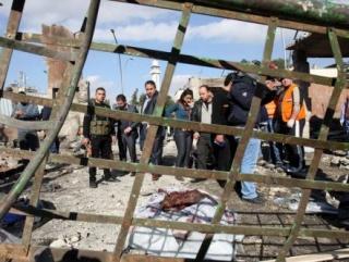 Россия резко осудила теракт в Дамаске