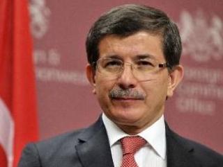 Глава МИД Турции Ахмет Давутоглу