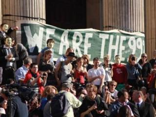 Власть должна быть у 99% населения — 2 млн. британцев