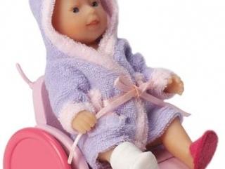 Куклы-инвалиды в целях воспитания