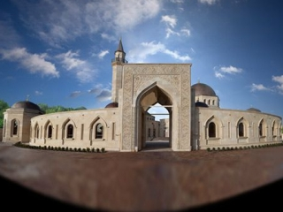 В Киеве официально открылась соборная мечеть «Ар-Рахма» с 27-метровым минаретом