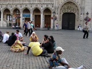Ислам привлекает в Брюсселе больше людей — эксперты