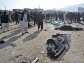 Талибы заявили о непричастности к взрыву шиитских процессий