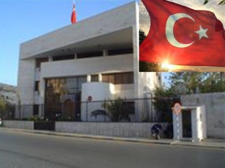 """Дети революции"" захватили генконсульство Ливии в Стамбуле"