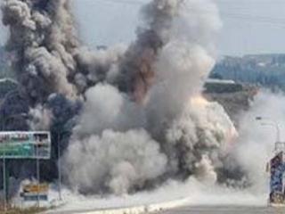 В Сирии взорвался нефтепровод