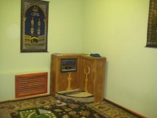 В кардиоцентре Казани оборудована молельная комната