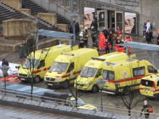 Вооруженные нападения в Европе. 7 человек убиты, 100 ранено