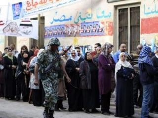 Второй тур выборов стартовал в Египте