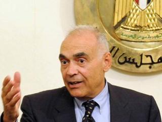 Глава МИД Египта Мохаммед Амр