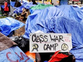 """""""Захвати Уолл-стрит"""" требует разоружить военную империю США"""
