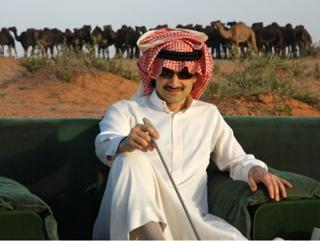 Саудовский принц вложился в Twitter