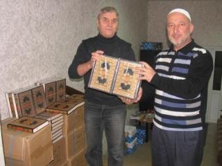 Посольство Султаната Оман сделало подарок Ставрополью