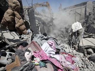 РФ требует расследовать кровавые бомбардировки НАТО в Ливии
