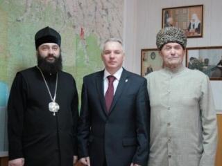 В Адыгее мусульмане помогут построить православный собор