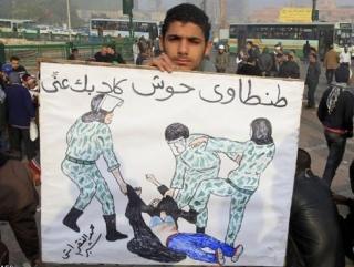 Военные надеются заменить собой Мубарака?