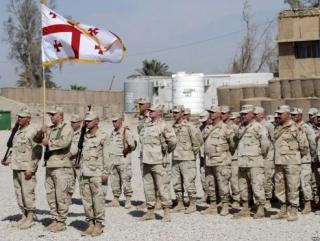 Грузия увеличивает оккупационный контингент в Афганистане
