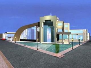 Мечеть ультрамодерновой архитектуры будет построена в Турции