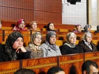"""В Марокко прошло первое заседание """"парламента хиджабов"""""""