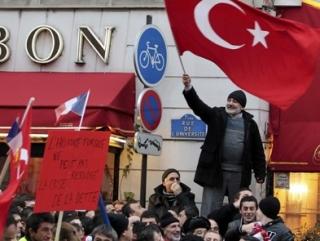 Турция отозвала своего посла из Франции