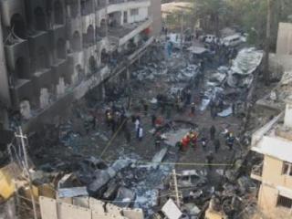 Москва соболезнует родным жертв взрывов в Ираке