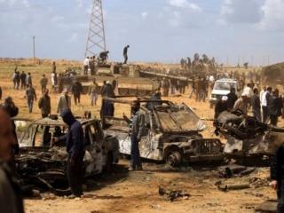 Ливия ждёт запчасти к советской технике и нефтедобытчиков