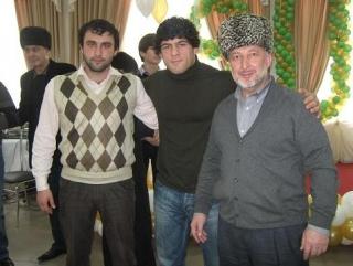Кавказцы собрались, чтобы сплотиться