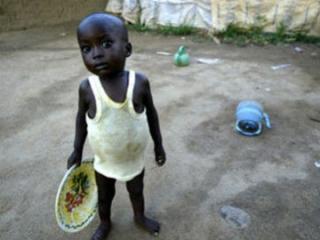 В зоне африканского Сахеля голод угрожает миллиону детей-ООН